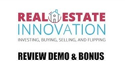 Real Estate Innovation PLR Review Demo Bonus - Brand New HQ Real Estate PLR Package