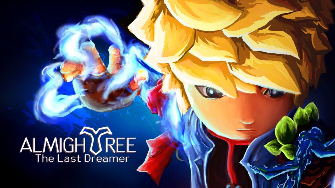Hasil gambar untuk almightree the last dreamer