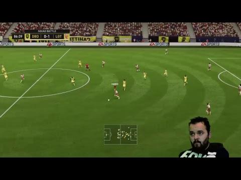 FIFA18 TRADE  AO VIVO COM O DIBRADOR