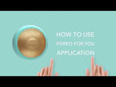 FOREO For You app: How To Use It With UFO Smart Mask Treatment
