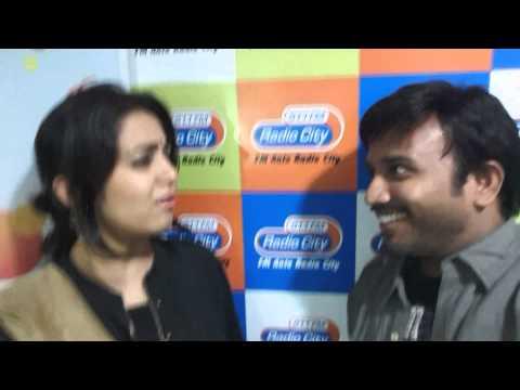 Selfie Rapid Fire with Charmi by RJ Potugadu, | Radiocity 91.1 FM | Hyderabad