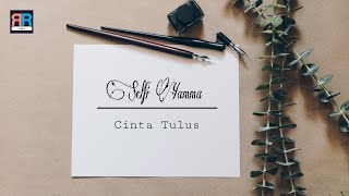 Selfi Yamma - Cinta Tulus (Cover & Lirik Version)
