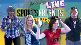 THE YOGSCAST AT GADGET SHOW LIVE - Sportsfriends Highlights!