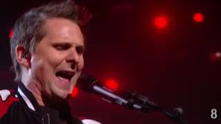 """Muse performing """"Hungry Like The Wolf"""" (Duran Duran Cover) on Taratata"""