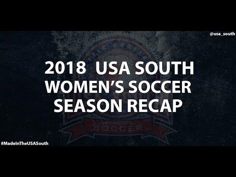 2018 USA South Womens Soccer Recap