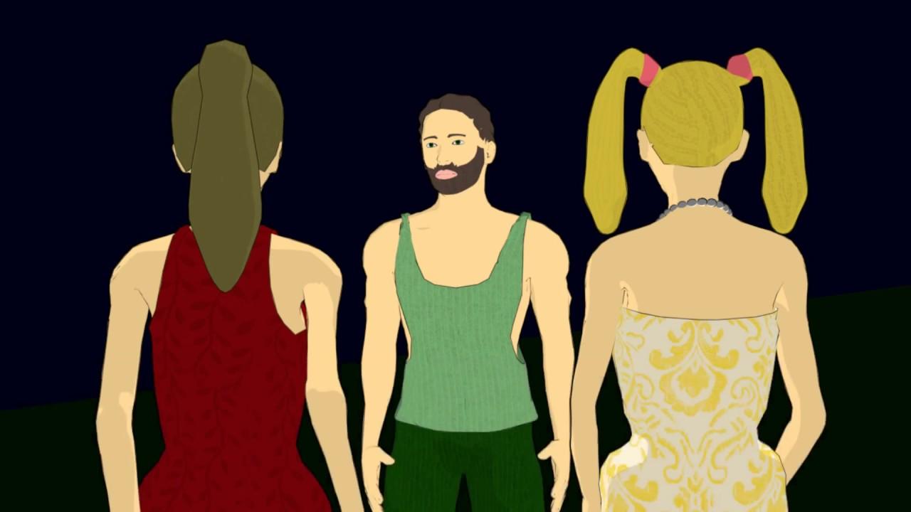 Gay 3d animation