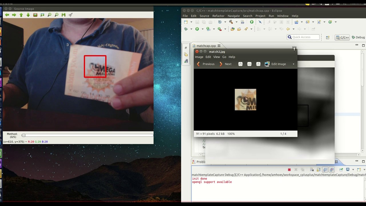 Opencv template matching in the dynamic environement with usb opencv template matching in the dynamic environement with usb camera pronofoot35fo Images