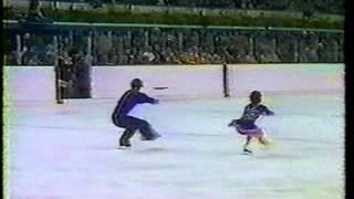Irina Rodnina & Alexander Zaitsev - 1976 Olympics - Long program