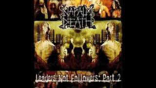 Napalm Death - Messiah (Hellhammer cover)