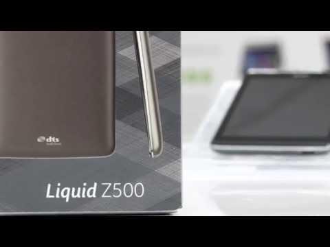 Acer Liquid Z500 okostelefon az AcerShopban, magyar nyelvű bemutató