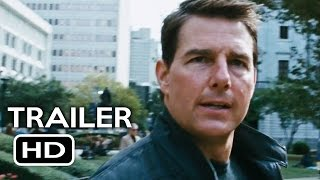 Jack Reacher: Never Go Back IMAX Trailer (2016) Tom Cruise, Cobie Smulders Action Movie HD