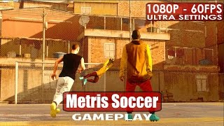 Metris Soccer gameplay PC HD [1080p/60fps]