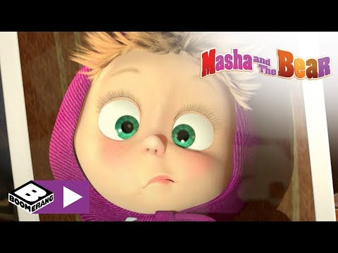 Masha and The Bear | Photo session | Boomerang Africa