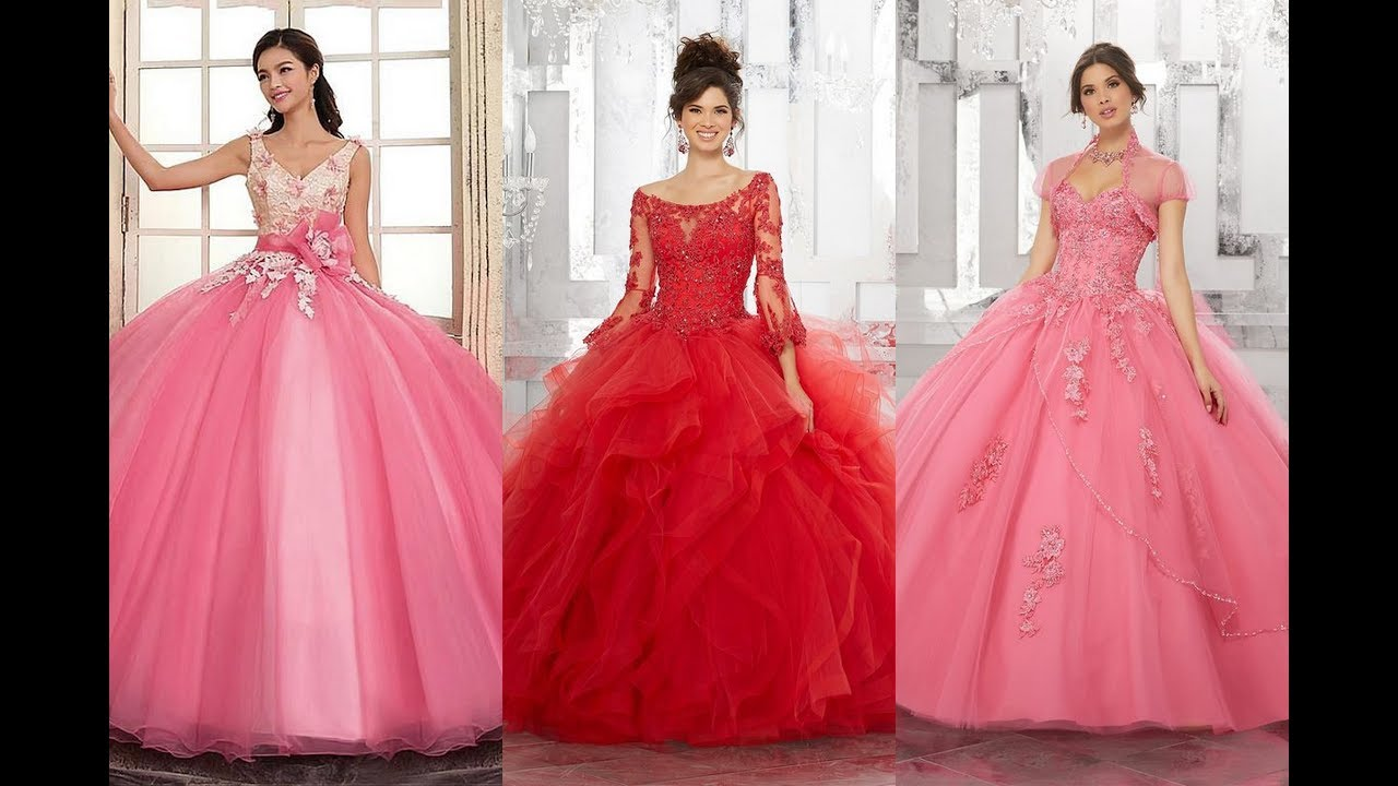 GOWNS DESIGNS LATEST //LATEST DESIGNER BALL GOWNS
