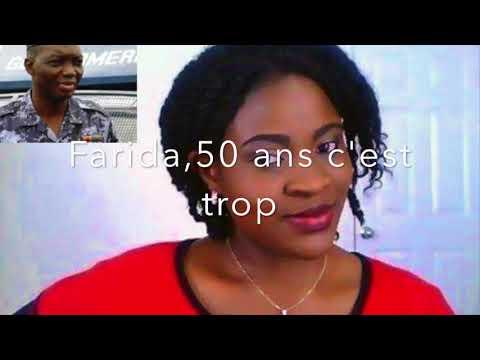 Togo: Farida Nabourema, clash Yark, 50 ans c'est trop.