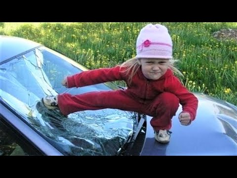 Funny Naughty Baby Trouble Maker  Funniest Baby Fails Videos