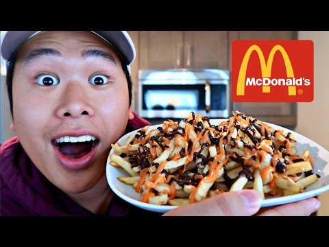 Download Youtube: DIY MCDONALD'S HALLOWEEN FRIES!!!
