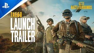 PUBG: Battlegrounds - Taego launch trailer