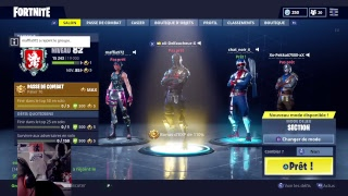 Fortnite Battle Royale »» Live MaTinale Test L'Arbalète ««