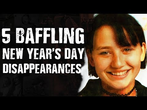 5 BAFFLING New Year's Day Disappearances