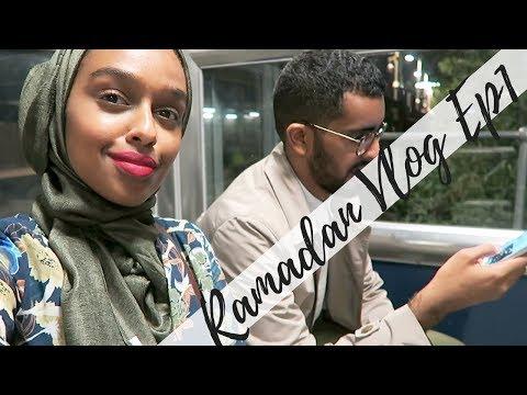 First Ramadan Married & Sheffield Day Trip!   The Ramadan Bi-Weekly EP1
