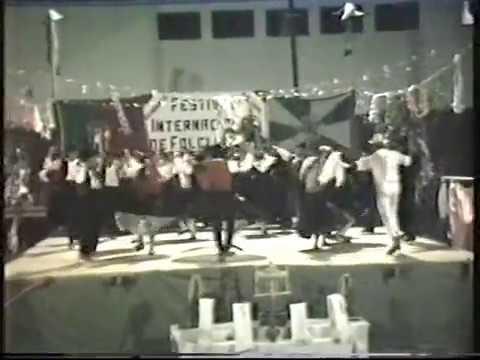 GF do Centro Social de Vila Nova de Sande 1989