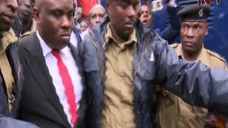 Enkaayana mu Park Yard: Loodi Meeya Erias lukwago ne Mubarak Munyagwa bakwatiddwa thumbnail
