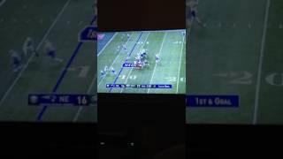 Patriots Malcolm Mitchell game winning touchdown