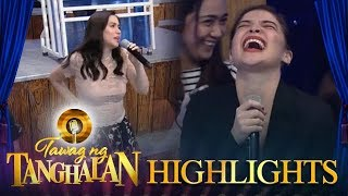 Tawag ng Tanghalan: Anne and Mariel's pained bodies