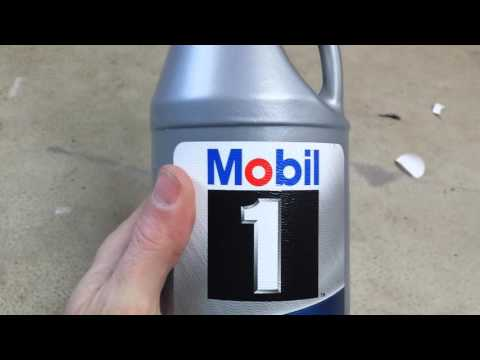 how to change oil filter on toyota kluger