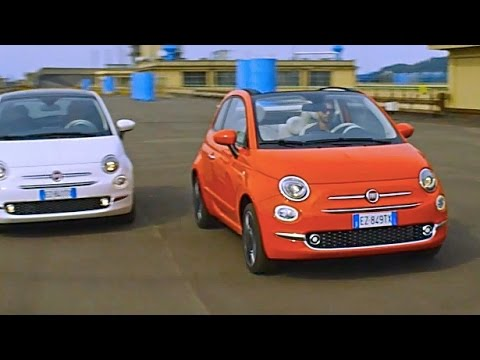2016 Fiat 500 All New Fiat 500 Review Interior Driving Commercial Carjam Tv Hd 2015