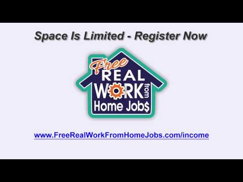 Jobs From Home NY - Legitimate Work From Home Jobs in New York