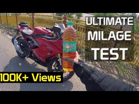 APACHE RR 310 MILEAGE TEST  ||  Highway & City