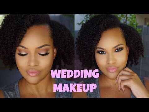 FULL FACE Wedding Makeup Tutorial