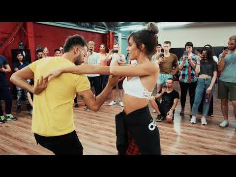 Dario & Sara [Besito A Besito] @ Remix Bachata Fest - 2nd Edition
