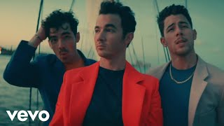 Jonas Brothers ft. Karol G - X (Music Video)