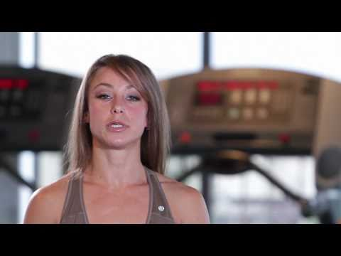 Exercise Bike Fat Loss Workout by Lauren Kern
