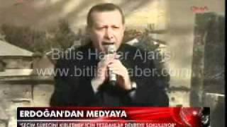 Başbakan Erdoğan'ın Bitlis'te Yaptığı Konuşma BitlisteHaber.Com