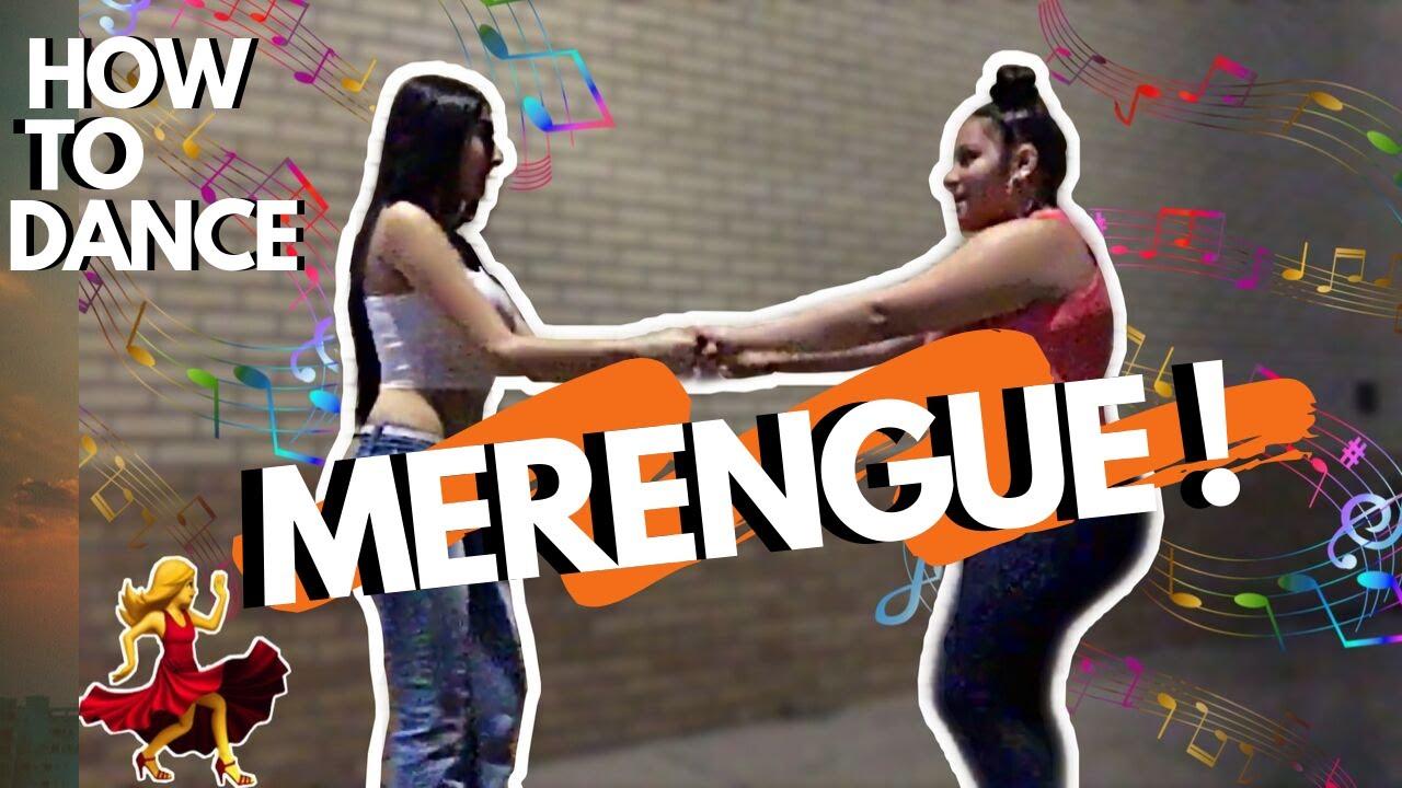 Download HOW TO DANCE MERENGUE! 💃 For beginners | Priscilla Rodriguez