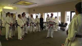 Hanshi Doug Perry on Self Presentation