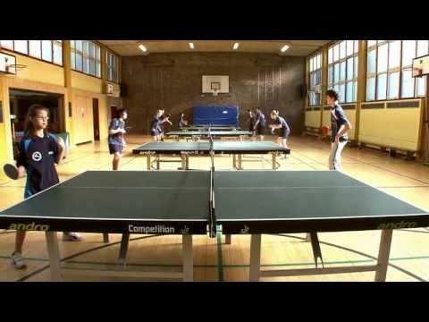 Olympischer Sport-Club Berlin: Tischtennis