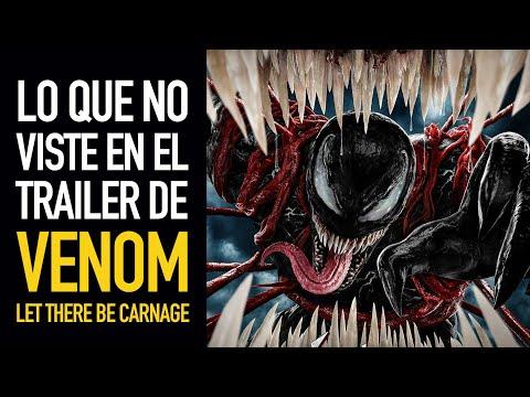 Lo que no viste en el trailer de Venom: Let there be Carnage.