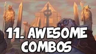 11  Awesome Saviors of Uldum Combos | Hearthstone