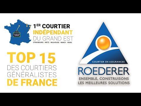 Groupe Roederer - Courtier en assurances