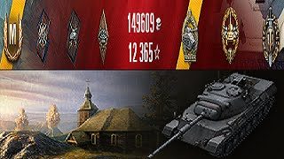 World of Tanks - Leopard 1 | 11067 Damage & Radley-Walters