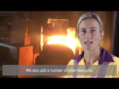 The Story of Steel - Port Kembla Steelworks