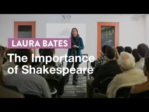 The Power of Shakespeare with Laura Bates