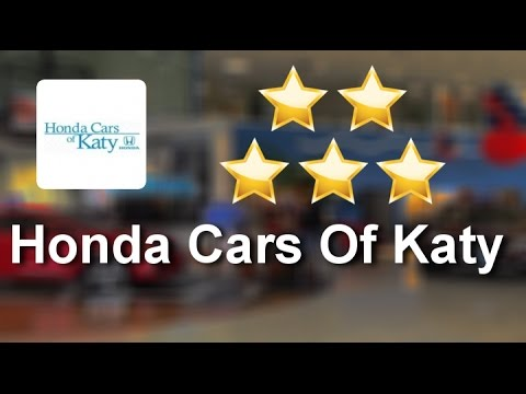 Honda Cars Of Katy Reviews By Michelle H Youtube