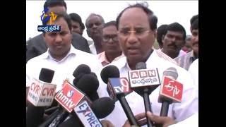 Flood Hits Several Villages in Visakha, Srikakulam, Vizianagaram Districts