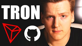 🚨 What is Happening to TRON ($TRX) WHERE IS THE CODE? 😱 GitHub Review Programmer explains